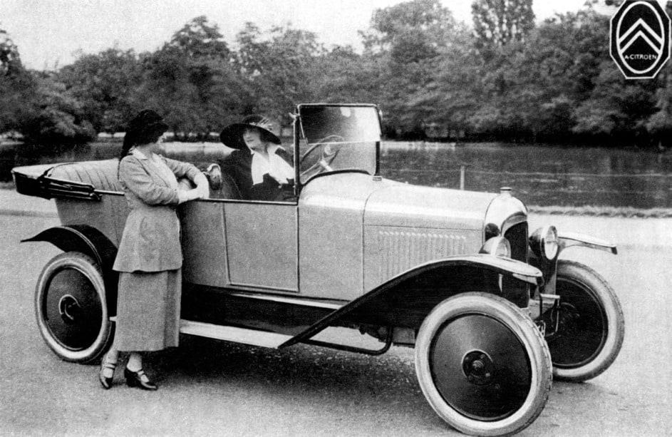 Citroen 10HP de 1919